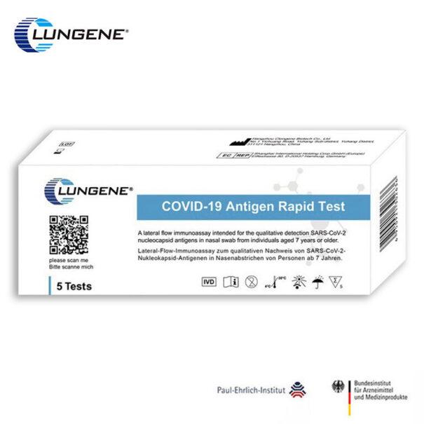 Laientest Clungene COVID-19 Antigen Rapid Test